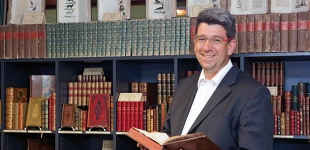 Lionel Quillet, maire de Loix-en-Ré