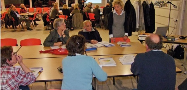 Rencontres associatives 2012