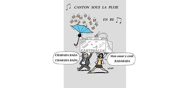 Cantons sous la pluie