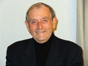 Léon Gendre, maire de La Flotte