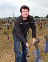 Anthony Cordon, viticulteur