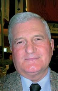 Jean-Louis Olivier, maire d'Ars