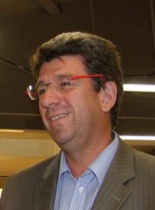 Lionel Quillet président de la Communauté de Communes de l'île de Ré