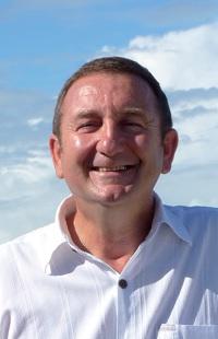 Patrice Raffarin, maire de Rivedoux-Plage