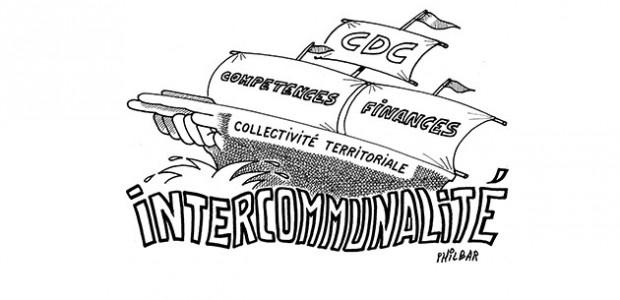 Le vaisseau intercommunalité représentant la CDC.