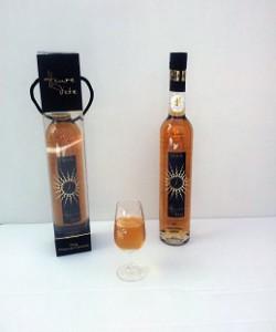 bouteilles de pineau