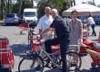 Koursavélo : un chariot malin et écologique pour faire ses courses à vélo !