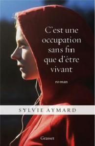 Livre de Sylvie Aymard