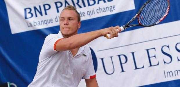 Nicolas Pfeifer, sera au Toyota Open International