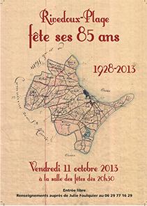Festivités des 85 ans de Rivedoux Plage