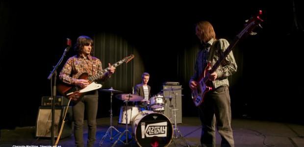 Groupe de musique, extrait du clip de promotion de la Charente-Maritime