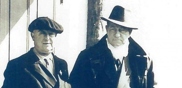 T. Posain et Gabin à Rivedoux