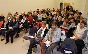 De nombreux Rétais sont venus à l'assemblée générale du foyer de jeunes du Bois-Plage