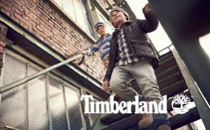 Timberland enfants chez Célestine