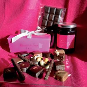 kabosse et cacao, chocolat à st martin de ré