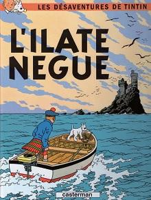 L'Ilate negue, Tintin en Charentais chez Mille sabord