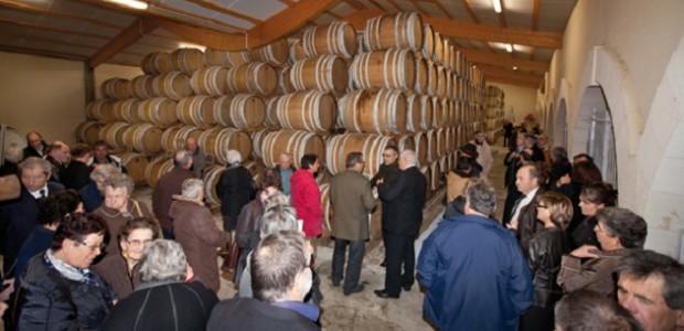 Coopérative Uniré, vin, cognac, pineau