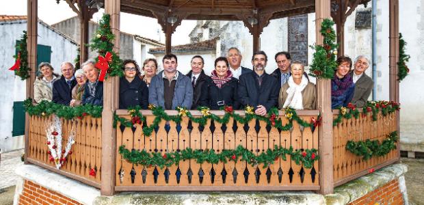 Elections municipales à La Couarde