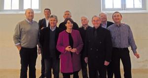 Les maires sortants de l'île de Ré, élus dès le premier tour