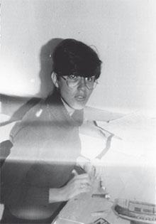 En 1980, chez moi à Sainte-Marie