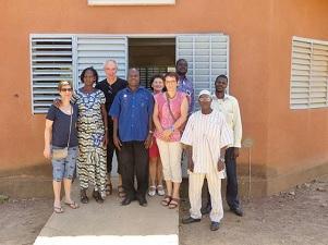 Amis d'Arbollé, solidarité avec le Burkina-Faso