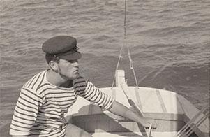 En Cazavant dans le Fier dans les années 60