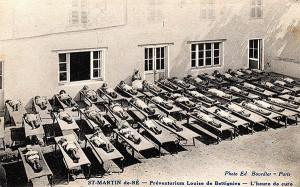 Le préventorium « Louise de Bettignies » à Saint-Martin