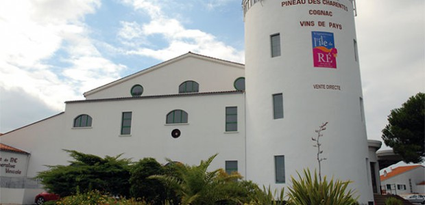 Coopérative uniré : vin pineau île de Ré