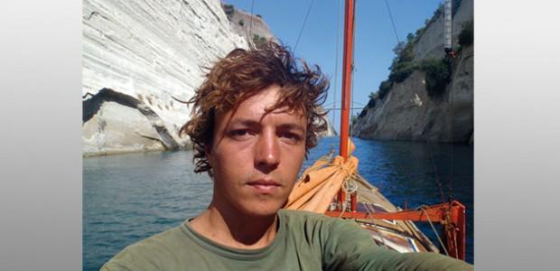 Corentin de Chatelperron, auteur présent à l' île aux Livres 2014 (île de Ré)