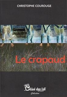 Roman Le crapaud de Christophe Courouge (île aux livres août 2014)