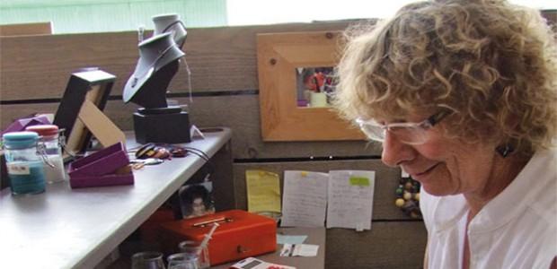 Maryse Bouchet, émail d'art
