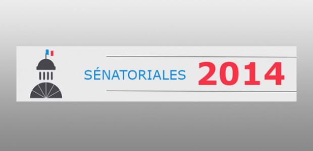 Elections sénatoriales le 28 septembre 2014 en charente-maritime : 3 sièges de sénateurs