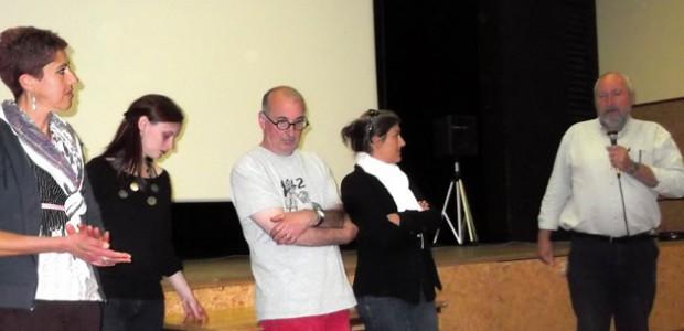 Amélie Compain et Jean Ruback ont réalisé un film avec les détenus de St Martin de Ré