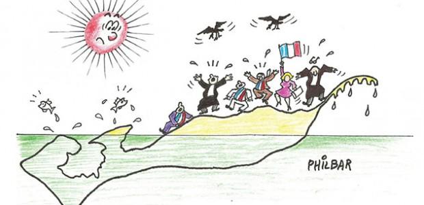 île de Ré : L'Atlantide (nouvelles cartes d'aléas)