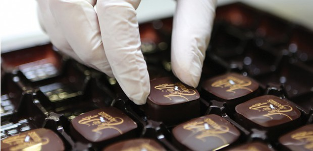 Île de Ré chocolats (La Rochelle) expose au salon du made in France