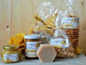 L'abeille de Ré, miel et produits du terroir