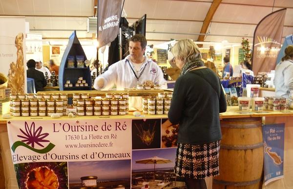 Oursine de Ré : oursins, ormeaux produits sur l'île de Ré