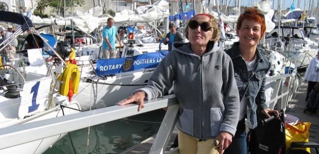 Un bateau pour Ré : association qui propose des sorties en mer pour les handicapés
