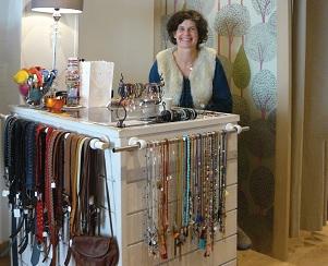 Clo et Nina, magasin de bijoux à St Martin (île de Ré)