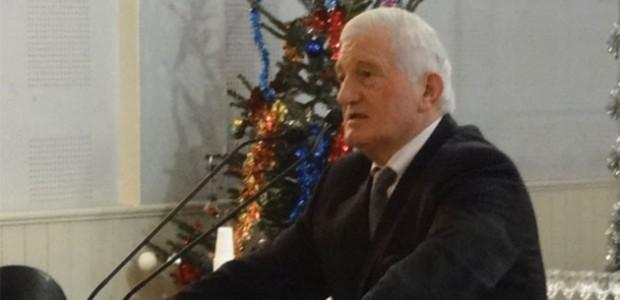 Jean-Louis Olivier, maire d'Ars-en-Ré, évoque les projets 2015 pour la commune