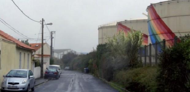 Respire demande le retrait des cuves d'hydrocarbures Picoty de La Pallice