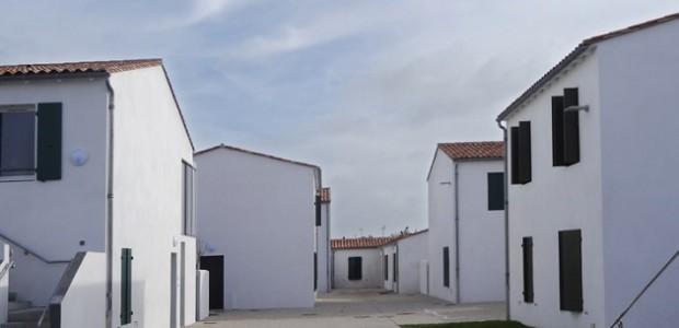 Logement social : inauguration du Clos des brises Marines à Ars (île de Ré)