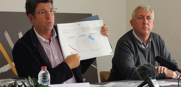 Lionel Quillet et Patrick Rayton : La communauté de Communes expose sa méthode dinstruction des permis de construire de l'île de Ré