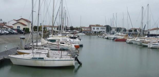 Sur le port d'Ars-en-Ré, l' Urcann a fait le point sur les enjeux de la plaisance de l'île de Ré