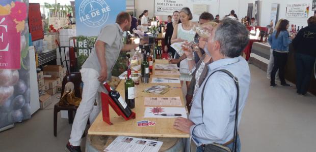 Salon Fleur de Vigne (vin) aux Portes : l'édition 2015 arrive
