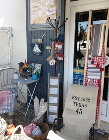 La boutique de fred saint martin un coffre merveilles r la hune - Decoration ile de re ...