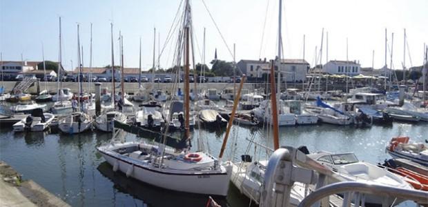 Le port d'Ars-en-Ré. Les représentants de la clup (commité local des usagers permanents) ont été élus