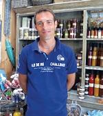 Cyril, épicerie fine le 1 bis à Ars (île de Ré)