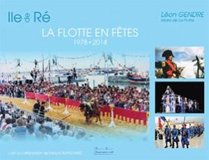 Ouvrage La Flotte en fête par Léon Gendre, avec François Blanchard