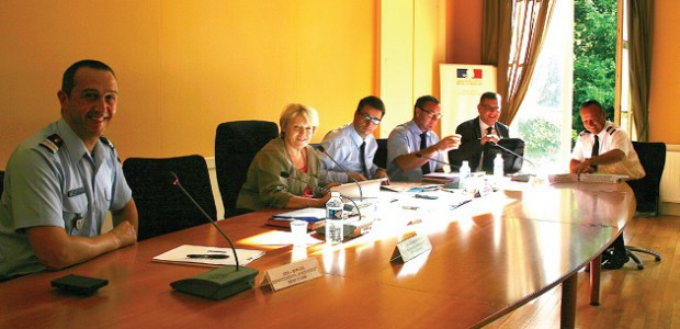 L'opération Interministérielle Vacances mobilise tous les services de l'Etat. en Charente-Maritime